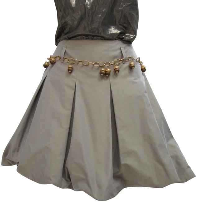Preload https://img-static.tradesy.com/item/24259995/nicole-miller-iridescent-taupe-funky-and-chic-skirt-size-8-m-29-30-0-3-650-650.jpg