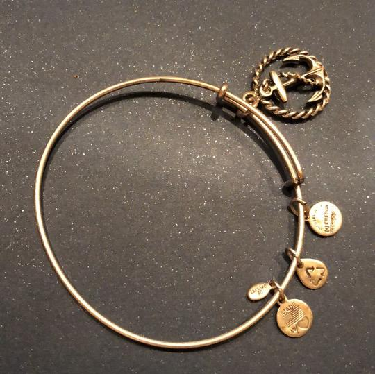 Alex and Ani Alex and Ani Anchor and Rope Bangle 23383720 Image 1