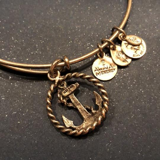 Alex and Ani Alex and Ani Anchor and Rope Bangle 23383720 Image 5