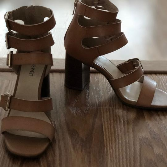 Nine West tan/light cognac Sandals Image 1