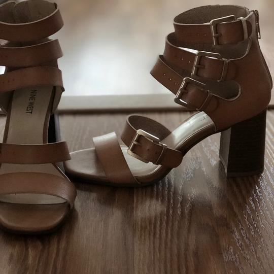 Nine West tan/light cognac Sandals Image 3