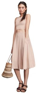 Blush Pink Maxi Dress by Reformation