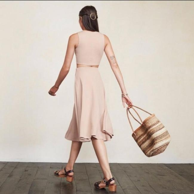 Blush Pink Maxi Dress by Reformation Image 1