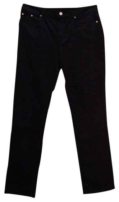 Preload https://img-static.tradesy.com/item/24260235/brooks-brothers-black-corduroy-pants-size-14-l-34-0-1-650-650.jpg