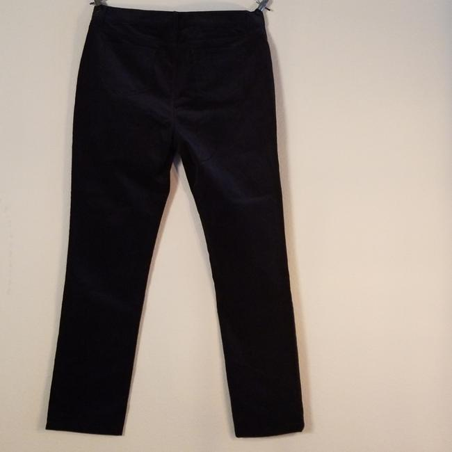 Brooks Brothers Corduroy Caroline Fit Casual Straight Pants Black Image 1