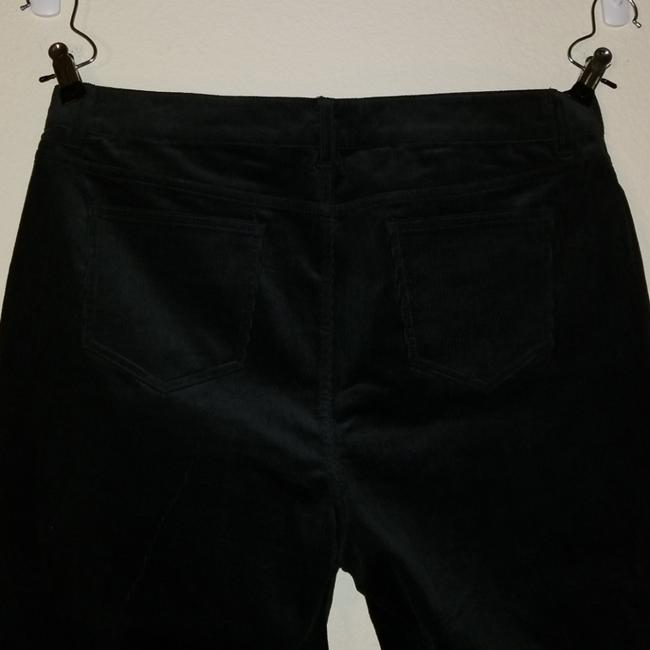 Brooks Brothers Corduroy Caroline Fit Casual Straight Pants Black Image 5