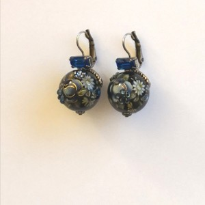 Gas Bijoux Boules Chinoise Earrings