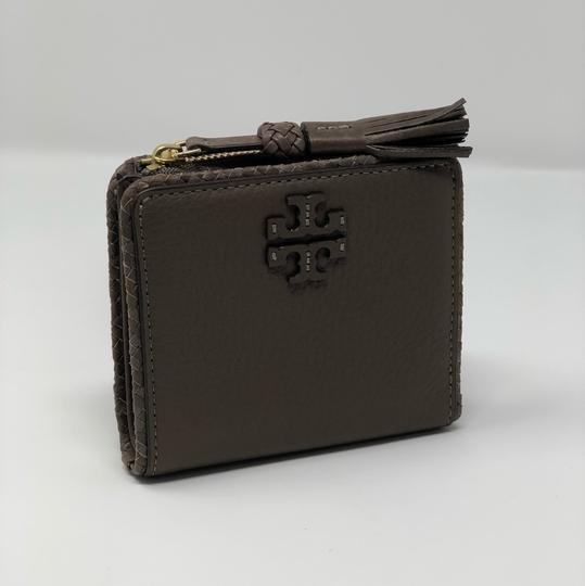 Tory Burch Satchel in silver maple Image 7