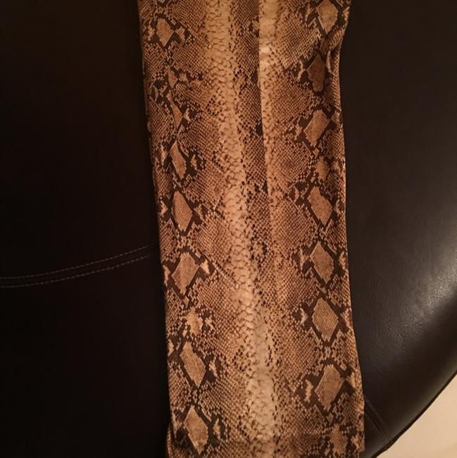 Cache Boot Cut Pants champagne brown Image 1