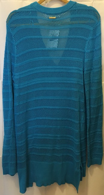 Michael Kors Cotton Blend V-neck New With Tags Sweater Image 6