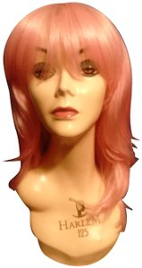 PINK soft pink wig NEW