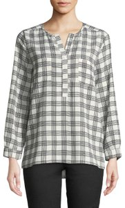 Joie Checkered Top