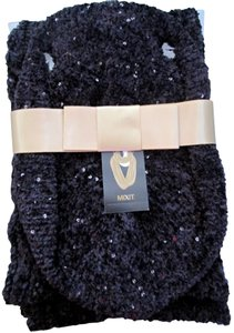 Mixit New Women's Chenille & Sequin Hat & Scarf Set MIXIT -See Description