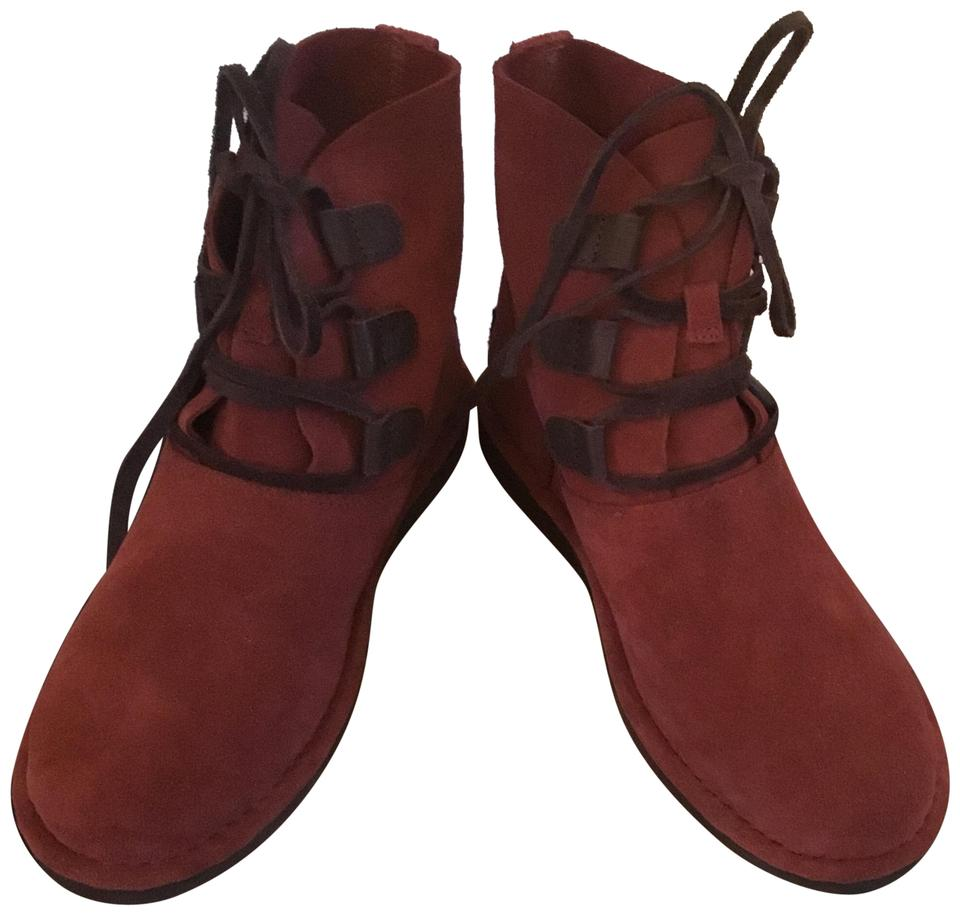cb20eab1de6 Red Clay Elvi Boots/Booties