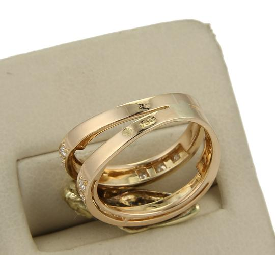 Carrera y Carrera Carrera y Carrera Diamond 18k Two Tone Gold Carved Woman Image 6