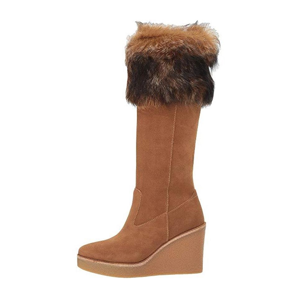 578192debba8 UGG Australia Chestnut Valberg Tall Wedge Boots Booties. Size  US 7.5  Regular (M ...
