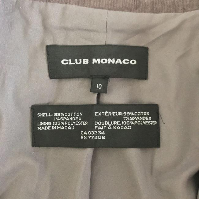Club Monaco Brown Blazer Image 4