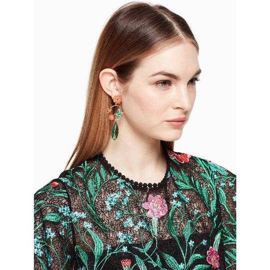 Kate Spade Kate Spade Scenic Route Hummingbird Drop Earrings Image 1
