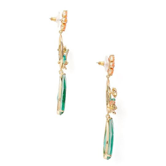 Kate Spade Kate Spade Scenic Route Hummingbird Drop Earrings Image 2