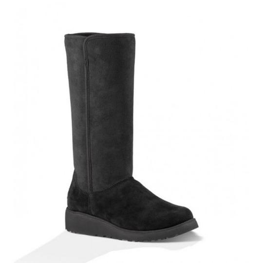 Preload https://img-static.tradesy.com/item/24261136/ugg-australia-black-kara-classic-tall-slim-bootsbooties-size-us-5-regular-m-b-0-0-540-540.jpg
