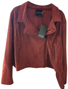 Lyssé Leather Jacket
