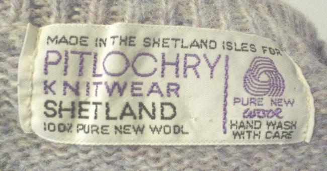 Pitlochry Heathered Sweater Image 5