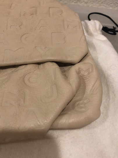 Marc by Marc Jacobs cream Clutch Image 2