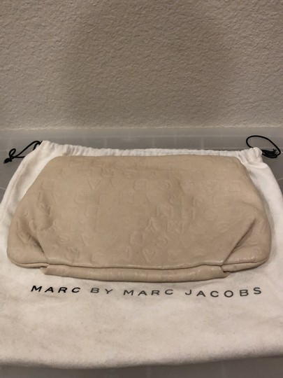 Marc by Marc Jacobs cream Clutch Image 4