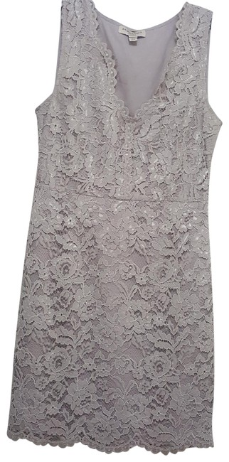 Preload https://img-static.tradesy.com/item/24261331/burberry-taupe-beige-lace-mid-length-cocktail-dress-size-10-m-0-1-650-650.jpg