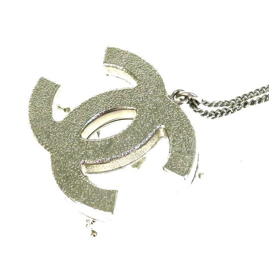 Preload https://img-static.tradesy.com/item/24261340/chanel-silver-cc-logo-chain-plated-necklace-0-0-540-540.jpg
