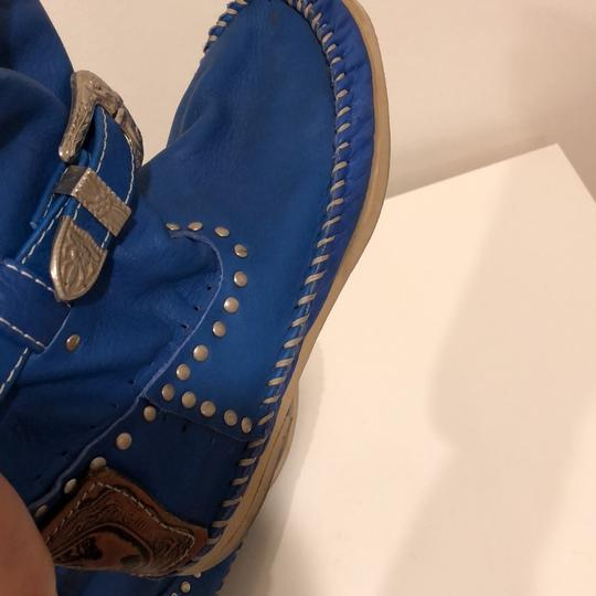 Hector Boots royal blue Boots Image 10