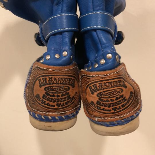 Hector Boots royal blue Boots Image 3