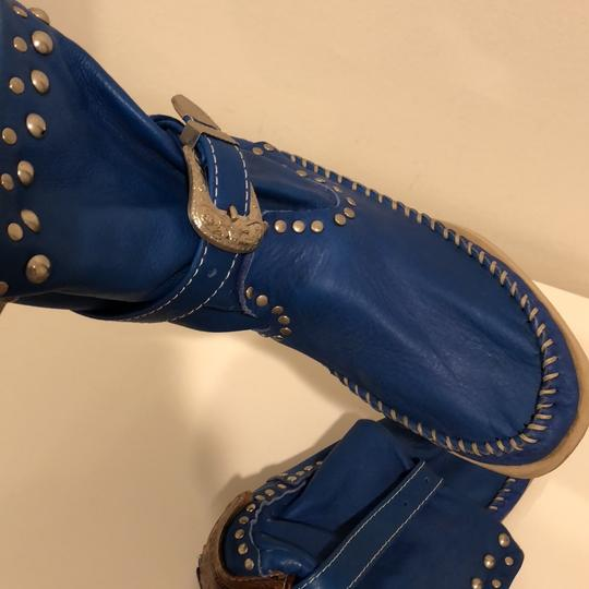 Hector Boots royal blue Boots Image 6