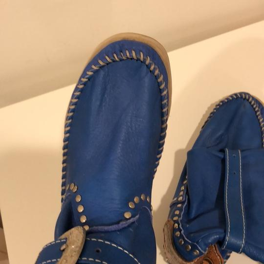 Hector Boots royal blue Boots Image 8