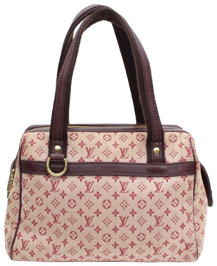 Preload https://img-static.tradesy.com/item/24261433/louis-vuitton-josephine-bordeaux-monogram-mini-lin-868443-burgundy-canvas-satchel-0-1-540-540.jpg