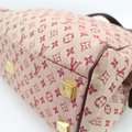 Louis Vuitton Belem Speedy Boston Marie Kate Satchel in Burgundy Image 10