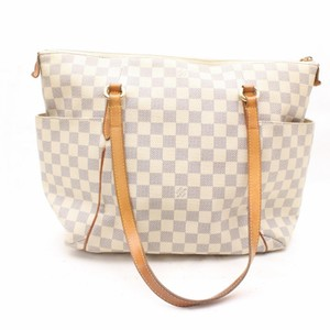 Louis Vuitton Lena Iena All-in Neverfull Babylone Tote in White