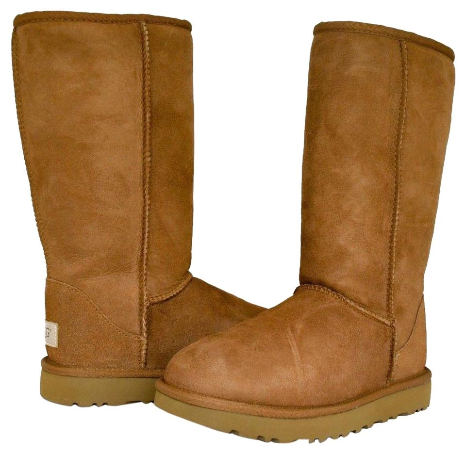 79acef6bc43 UGG Australia Chestnut Women's Classic Tall 2 Ii 1016224 Boots/Booties Size  US 11 Regular (M, B)