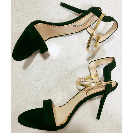 Charlotte Olympia Black Gold Pumps Image 2