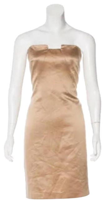 Preload https://img-static.tradesy.com/item/24261943/david-meister-gold-strapless-satin-with-ruffle-tail-short-cocktail-dress-size-12-l-0-1-650-650.jpg