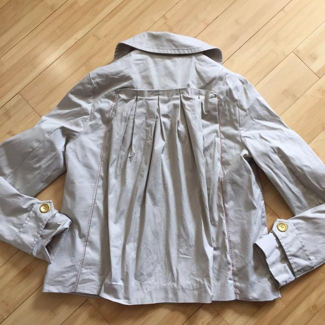 Anthropologie Trench Coat Image 4