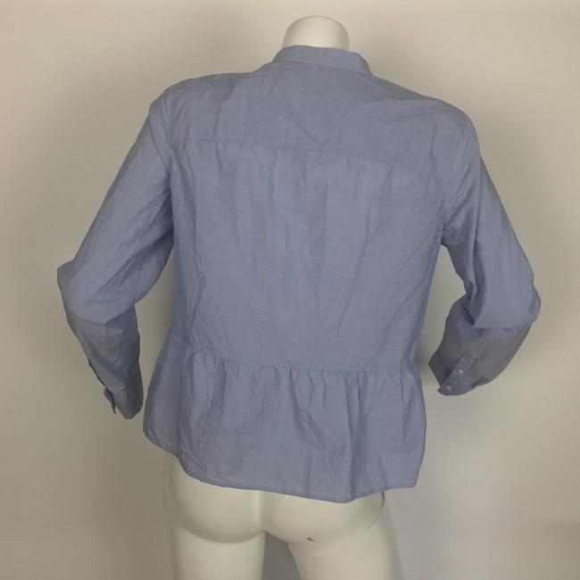 Madewell Top Blue Image 1