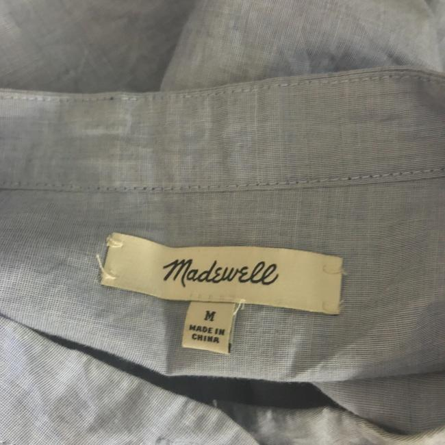 Madewell Top Blue Image 3