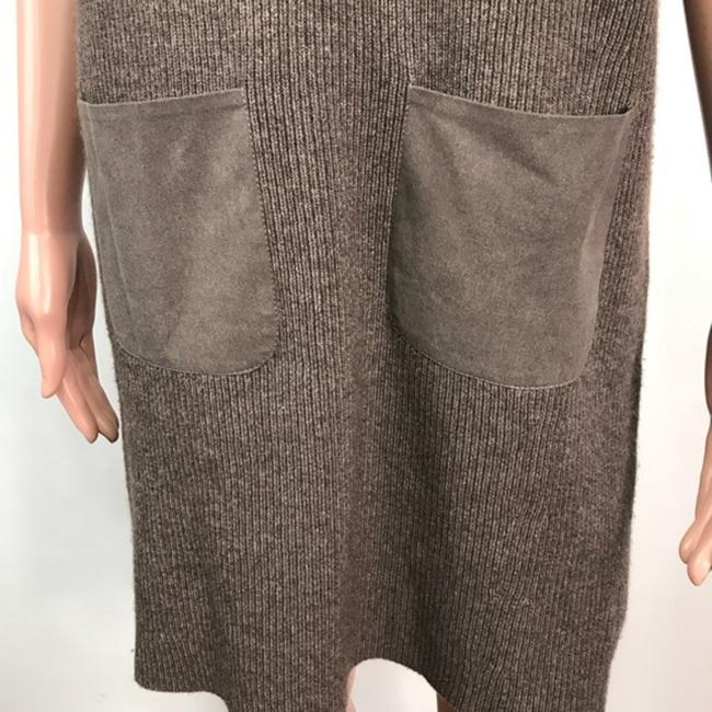 Joie short dress Brown on Tradesy Image 5