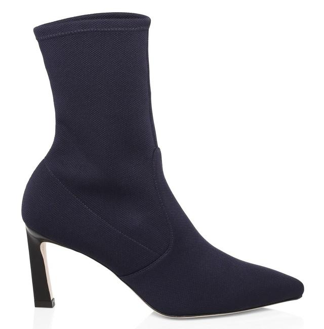 Item - Navy New Rapture Stretch Knit Canvas 38. 5 Boots/Booties Size US 8.5 Regular (M, B)