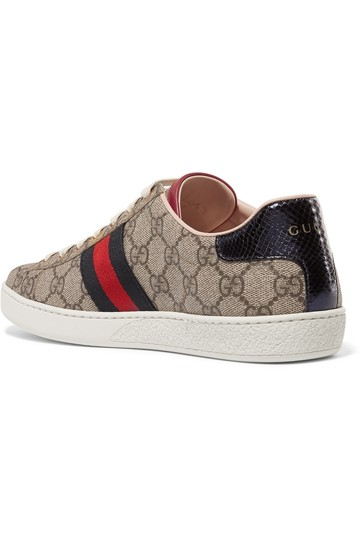 4dd722886 Gucci Multicolor - Ace Embroidered Sneakers Sneakers Size EU 38 ...