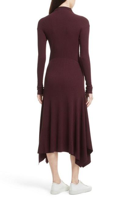 DARK CURRANT Maxi Dress by Theory Image 5