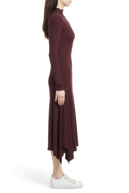 DARK CURRANT Maxi Dress by Theory Image 6
