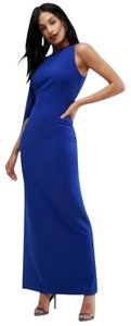 Blue Maxi Dress by AQ/AQ