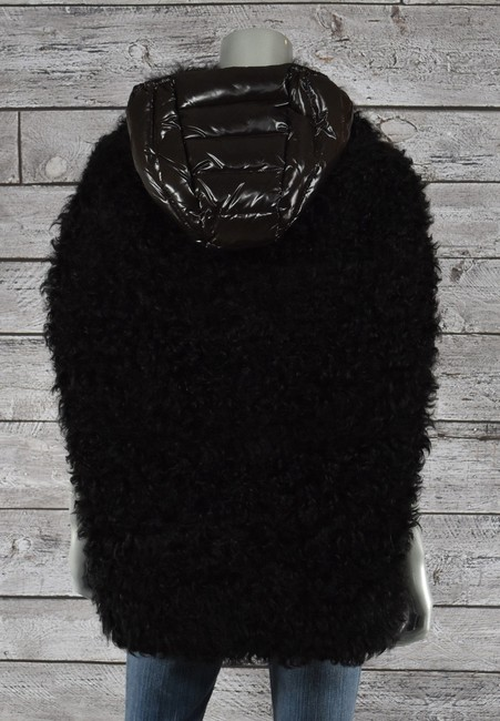 Moncler Premiere Down Jacket Lune Fur Coat Image 1